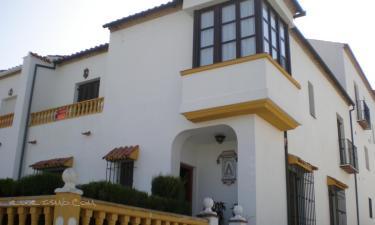Cas Rural Los Naranjo en Montejaque (Málaga)