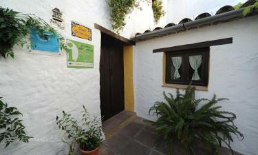 Casa Ochavita en Algatocín (Málaga)