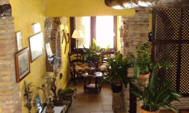 Casa Algatoisa en Algatocín a 29Km. de Estepona