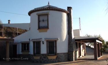 Villa Paradise en Salares (Málaga)