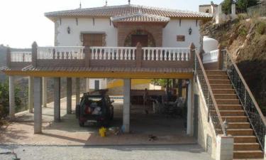 Cortijo La Loma en Corumbela a 8Km. de Algarrobo