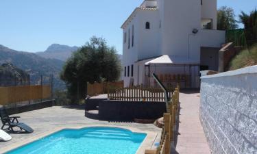 Casa Rural La Mina en Benaoján (Málaga)