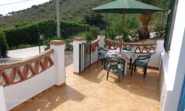 Casa Rural Villa Sol en Benajarafe (Málaga)
