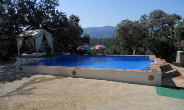 Casa Rural de Campo El Castillejo (Ecoturismo) en Alpandeire (Málaga)