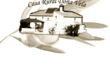 Casa Rural Doña Vela en Riogordo (Málaga)