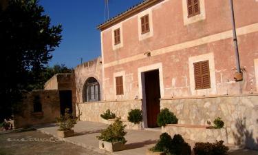 Casa Finca Sant Martín en Manacor a 34Km. de Campos