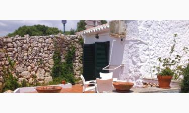 Casa Rural Binissafullet Vell en Sant Lluís a 42Km. de Ferreries