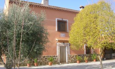 Casa Rural Cortijo La Teja en Moratalla (Murcia)