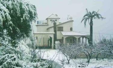 Casa Rural Cortijo El Toliano en Moratalla (Murcia)