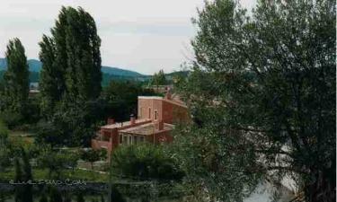 Casa Rural Casa Paraje de las Fuentes en Caravaca de La Cruz (Murcia)