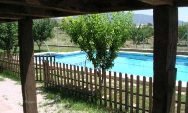 Casa Rural Casa Noguericas 4-5 en Caravaca de La Cruz a 21Km. de Archivel