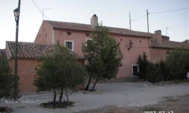 Casa Rural Cortijo el Tartamudo en Caravaca de La Cruz (Murcia)