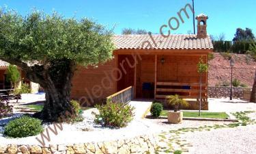 Casa Rural Complejo Rural  en Fortuna (Murcia)