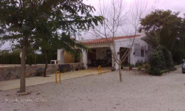 Cortijo El Juncal en Baños de Mula (Murcia)