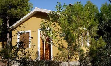 Casas Rurales de la Navela en Blanca a 3Km. de Ojós