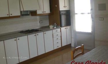 Complejo Rural Casa Colorá en Molina de Segura (Murcia)