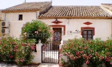 Finca las Golondrinas en Fuente Alamo/Fuente listo (Murcia)