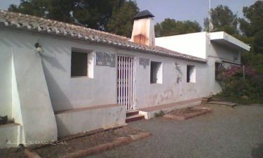 Finca Bellavista Tébar en Aguilas (Murcia)