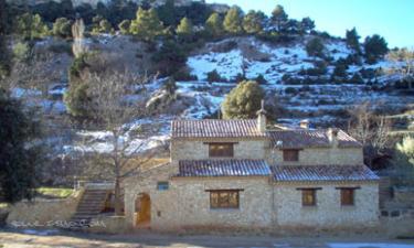 AGUABLANCA I Y II en Benizar (Murcia)