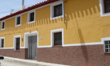 Casa Rural la Risca 1 y 2 en Moratalla (Murcia)