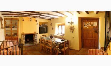 Casa Rural La Bodega en Cehegín a 35Km. de Murcia