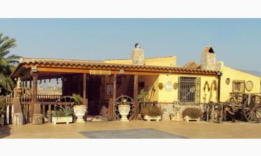 Complejo Rural Villacampillo en Archena (Murcia)