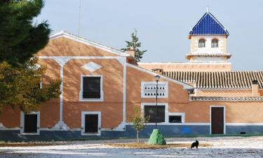 Casas Rurales Cortijo de Rojas en Moratalla (Murcia)