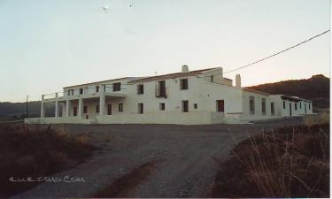 Cortijo Tiaroca (Casa del señorito) en Aguilas (Murcia)