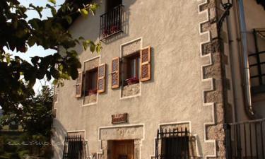 Casa Rural Casa Zubiarena en Satrústegui (Navarra)