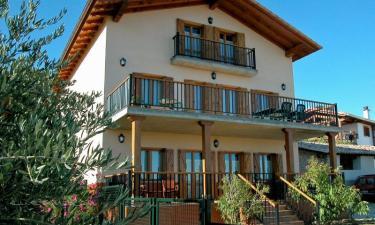 Casa Rural Casa rural paskalena I y II en Olza a 16Km. de Cildoz