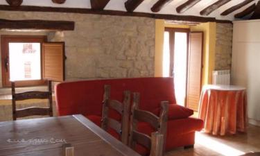 Casa Rural Casa Lerga en San Martín de Unx (Navarra)