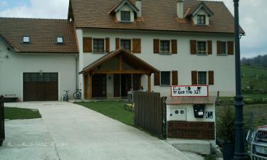 Casa Rural Gertxada Basajaun en Espinal-Auzperri (Navarra)