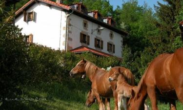 Casa Rural Agroturismo Mari Cruz en Villanueva de Arce a 36Km. de Enderiz