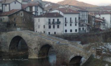 Casa Urandi en Burgui a 30Km. de Ochagavía