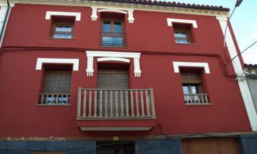 Casa Rural Gigantes de Navarra en Buñuel a 57Km. de Alagón