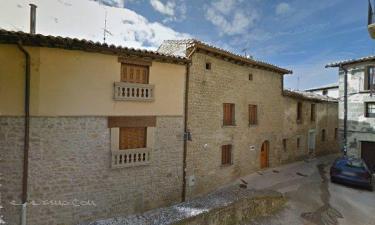 Casa Rural Azparren en Aibar a 31Km. de San Martin