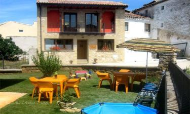 Casa Rural Belástegui en Eulz a 16Km. de Arróniz