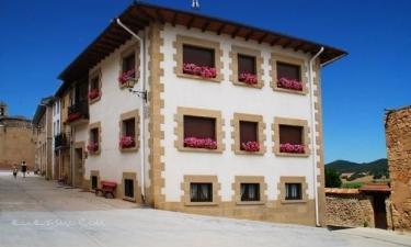 El Encinedo en Genevilla (Navarra)