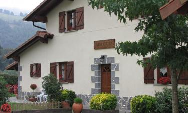 Casa rural Lizartzanea en Leitza a 12Km. de Betelu