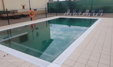 Casa Moreno en Zábal a 17Km. de Arellano