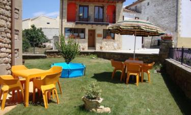 Casa rural Belastegui  en Eulz a 25Km. de Los Arcos