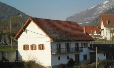 Casa Mariana en Garaioa a 23Km. de Ochagavía
