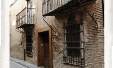 Palacio Ochagavia en Falces a 22Km. de San Adrián