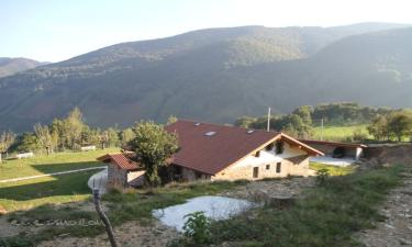 Matxonea Borda en Ezkurra (Navarra)