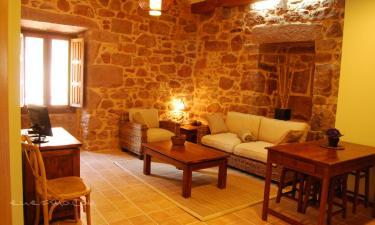 Casa Palacio Rural Ioar en Sorlada a 10Km. de Nazar