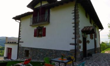 Gamioko Borda en Ziga (Navarra)