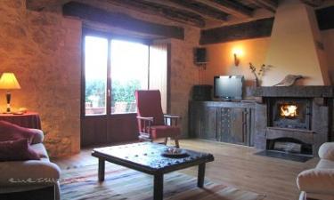 Casa Martinberika en Villanueva Arakil (Navarra)
