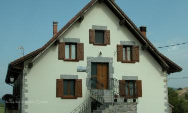 Casa rual Aguerre en Hiriberri/Villanueva de Aezcoa (Navarra)