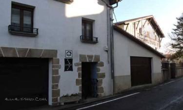 Casa Rural Nemesio en Iturmendi a 12Km. de Arbizu
