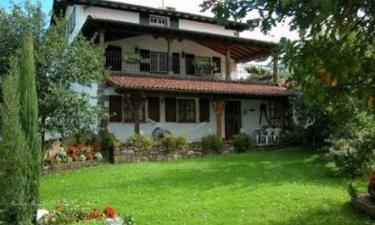 Casa Rural Gurutze en Etxalar a 20Km. de Tellería